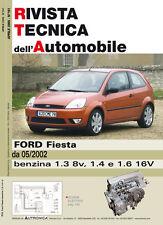 Manuale tecnico per la riparazione e la manutenzione dell'auto - Ford Fiesta