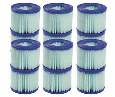 Bestway Anti-Microbial Filter Cartridge VI 6 Twin Pack, 12 Lay-Z-Spa Cartridges