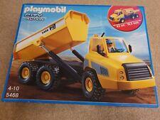 Playmobil 5468 Large Tipper Truck  BNIB