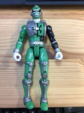 Bandai SPD Sound Patrol Green Ranger 5.5 Inch 2005 Power Rangers