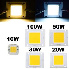 1X 10X 50X LED SMD Chip Bulb 10/20/30/50/100W Flood Light Bead