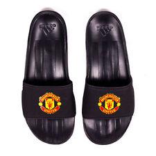 Sandales et chaussures de plage noirs adidas pour homme