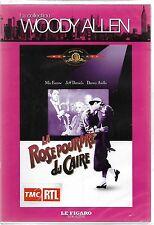 DVD // LA ROSE POURPRE DU CAIRE // Coll. Le Figaro Woody Allen / NEUF cellophané