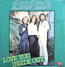 """Bee Gees 7"""" Love You Inside Out / I'm Satisfied - France (EX/EX)"""