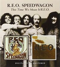 REO Speedwagon - This Time We Mean It / R.E.O