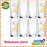 Everyday Drinking Glasses Durable Large Thick Tumblers Drinkware 16 Oz. Set Of 8