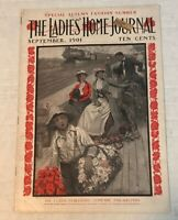 The Ladies Home Journal September 1901 The Curtis Publishing Company