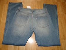 Long High Rise 34L Jeans Men's Relaxed