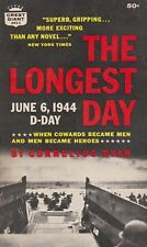 The Longest Day By Cornelius Ryan (1960, PB) LIKE NEW