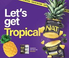 Pruvit OS NAT BLACKBERRY PINEAPPLE 🍍🚨SOLD OUT🚨LIMITED EDITION 5 PACK C/FREE