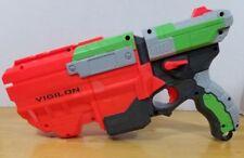 Nerf Vigilon Vortex XLR Disc Gun Single Fire Discontinued Blaster