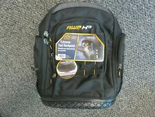 AWP HP EXTREME portable tool storage backpack padded straps tread bottom NWT 1ST