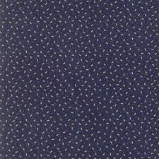 Liberty Gatherings American Blue 1203 15  Moda  Fabric 1/2 Yard
