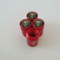 GROWLER METAL SPORTS Valve Dust caps all Cars 7 COLOURS UK DISPATCH