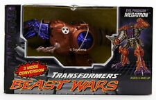 Transformers Beast Wars Megatron Transmetals Kenner Hasbro New in Box USA