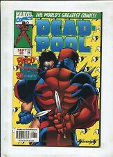 DeadPool #8 ~ Love Hurts! Blood Spurts! ~ (Grade 9.2)WH