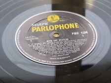 WITH THE BEATLES ORIG 1963 UK LP DECCA PRESSING