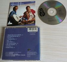 RARE CD ALBUM PURE'N SIMPLE LARRY GATTIN AND THE BROTHERS 10 TITRE 1989 COUNTRY