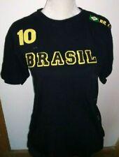 BRASIL National Team Jersey World Cup Soccer Brazil Shirt Size M