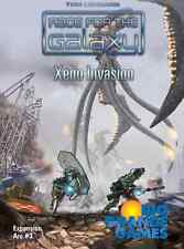 Race for the Galaxy: Xeno Invasion, NEW