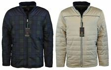 Tommy Hilfiger Mens Cordell Quilted Golf Jacket Coat - L...