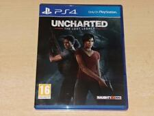 Uncharted The Lost Legacy PS4 Playstation 4 **FREE UK POSTAGE**