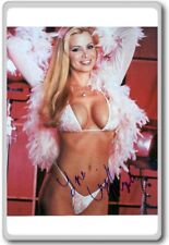 Cindy Margolis Autographed Preprint Signed Photo Fridge Magnet