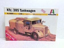 Italeri 6604-Kfz.385 Tankwagen - 1/48 Plastic Kit