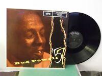 """Bud Powell,Verve,""""Bud Powell 57"""",Japan,LP,mono,classic jazz piano, MINT"""
