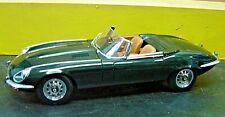 "Autoart 1:18 Jaguar E-Type Cabrio dunkelgrün ohne Karton ""Gebraucht(574W)"
