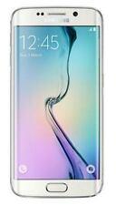 Teléfonos móviles libres Samsung Galaxy S6 edge color principal blanco con memoria interna de 32 GB
