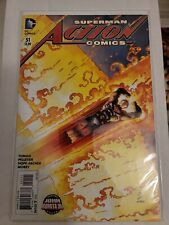 Action Comics #51_NM (2016) Romita Jr. Variant Cover Superman