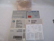 81 1981 BMW E24 633 CSi Owners Manuals Books Set Fits; 1978 - 1984 633CSi # A244