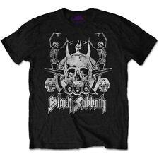 Black Sabbath MEN'S TEE: DANCING T-Shirt 100% Official Merchandise
