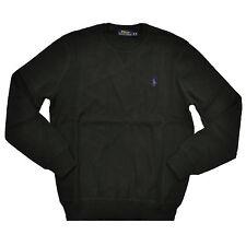 Polo Ralph Lauren Mens Sweater French Rib Crew Neck Pony Logo Pullover New Nwt