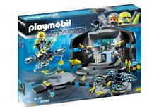 Playmobil 9250 Top Agents Dr. Drone's Command Center ORIGINAL NEU & OVP