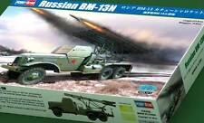 Hobby Boss Russian BM-13 (ZiS/ZiL-151/157/6) 1:35 Modell-Bausatz Stalinorgel kit