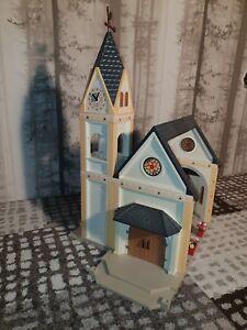 Playmobil  lot de 2 poutres pour église 4296