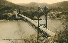 Bear Mountain Bridge Spanning Hudson River Nys Great View P/C