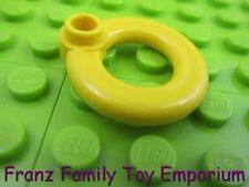 LEGO Minifigure Yellow Flotation Ring Life Preserver City Lego Movie Part