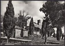 AA4039 Arezzo - Provincia - Cortona - Casetta di Santa Margherita e Basilica