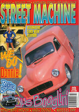 July Street Machine Transportation Monthly Magazines