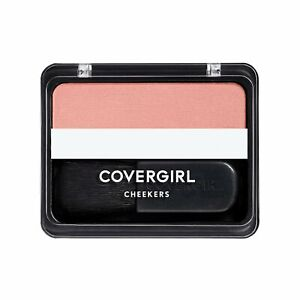 COVERGIRL Cheekers Blendable Powder Blush Brick Rose 180