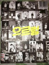 Exo Growl Album Repackaged (New Condition) (CD included)