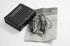 OLYMPUS ELECTRET CONDENSER MICROPHONE MODEL ME-5 (MINT)