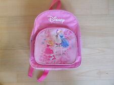 Süßer Mädchen Rucksack von Disney Princess, rosa-pink