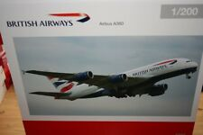 Herpa 556040-001 - 1/200 Airbus A380 - British Airways - Neu