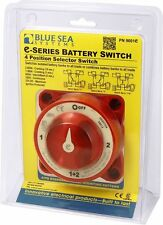 Blue Sea Battery Switch 4 Way 9001E