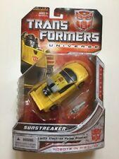Transformers Universe Classic Series Deluxe Class Sunstreaker