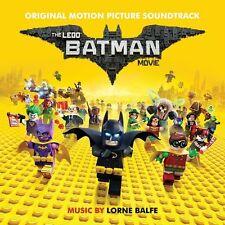 THE LEGO BATMAN MOVIE soundtrack 2CD Japan